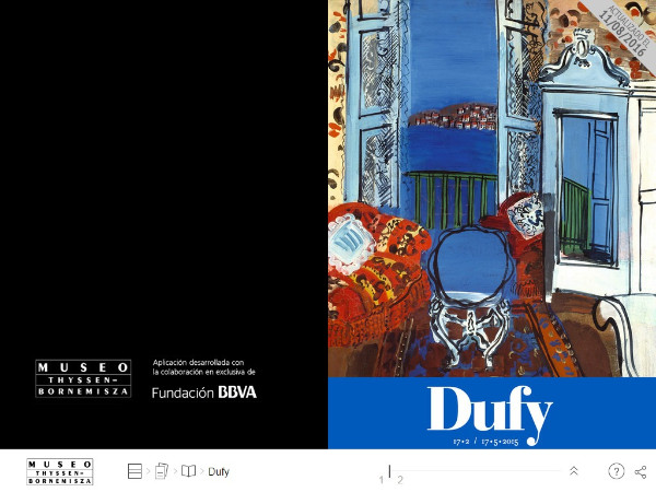 Revista digital Dufy
