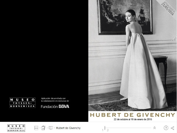 Revista digital Hubert de Givenchy