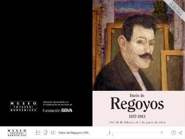 Revista digital Darío de Regoyos