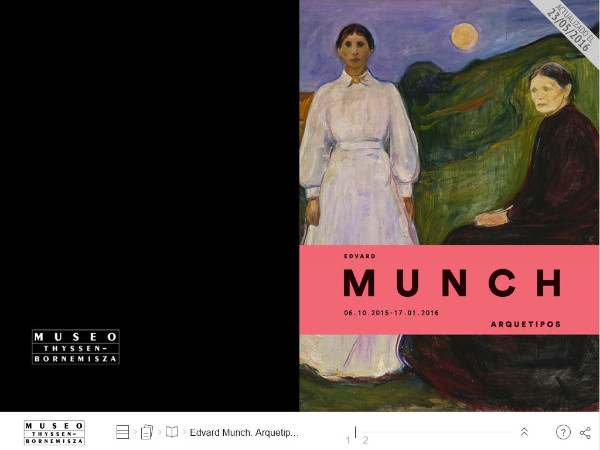 Revista digital Munch Arquetipos