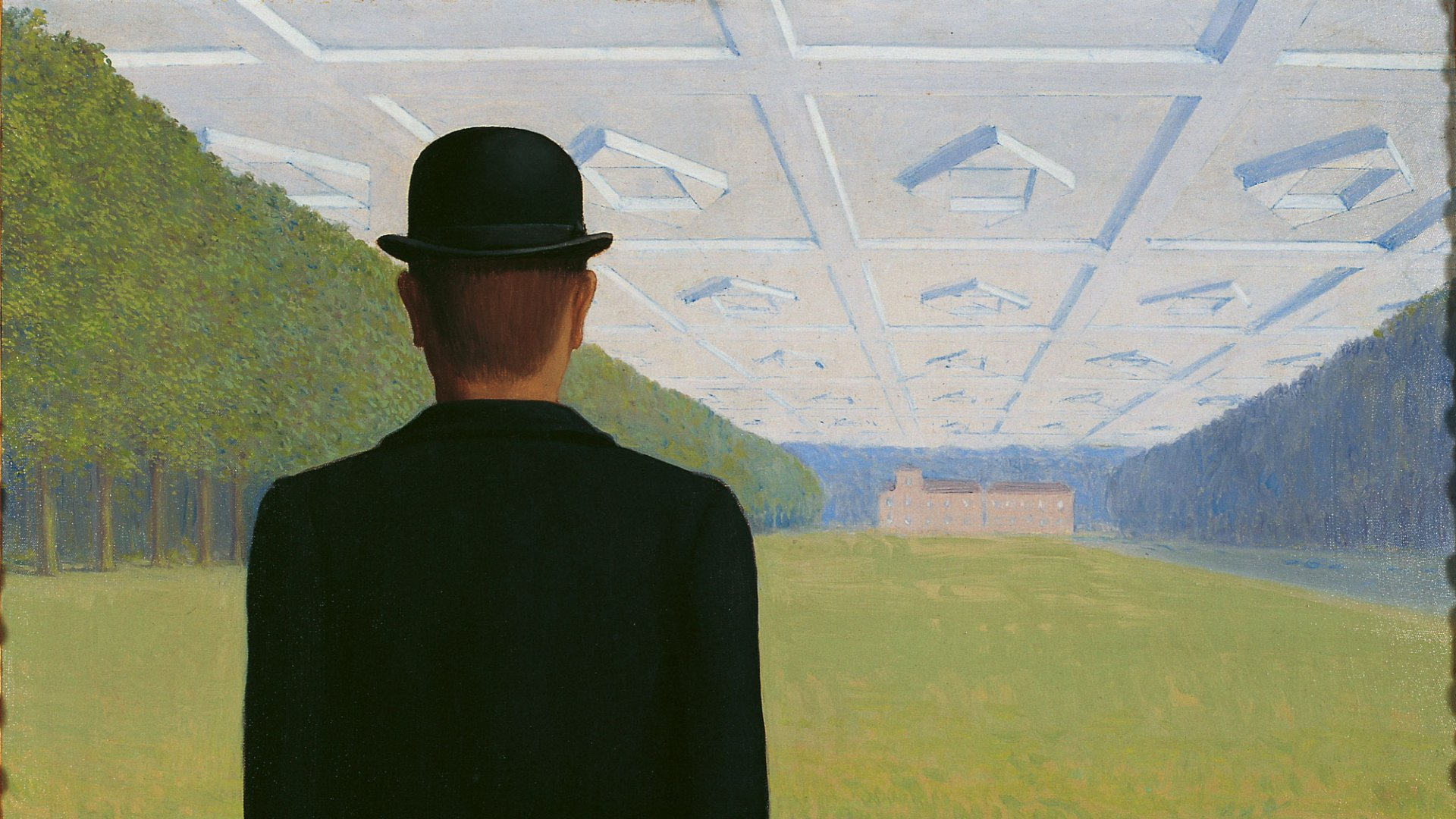 The Magritte machine