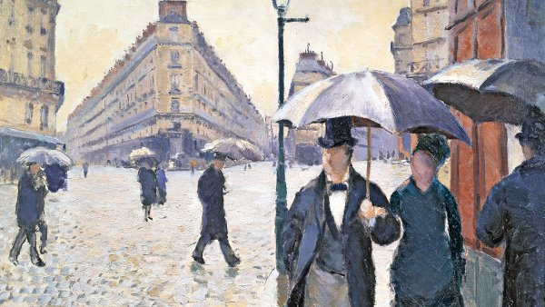 Caillebotte, painter and gardener