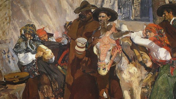 Sorolla and the Hispanic Society