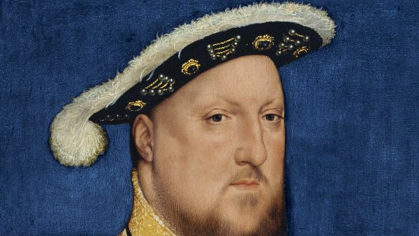 Portrait of Henry VIII of England, c. 1537