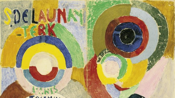 Study day Sonia Delaunay. Art, design and fashion