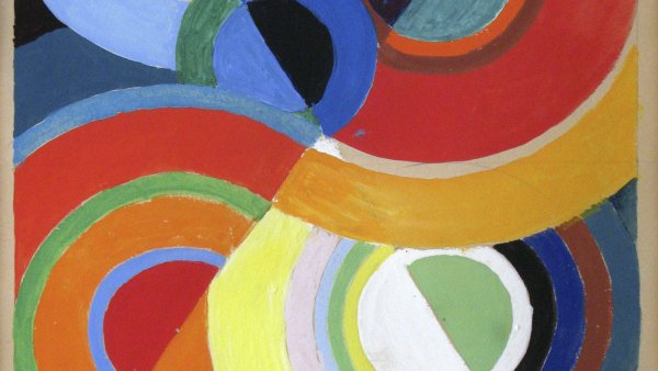 Sonia Delaunay invites you to the Mercedes Benz Fashion Week!