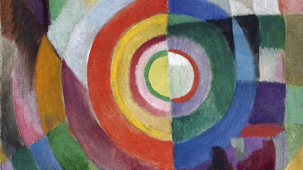 Publication of Sonia Delaunay. Art, design and fashion