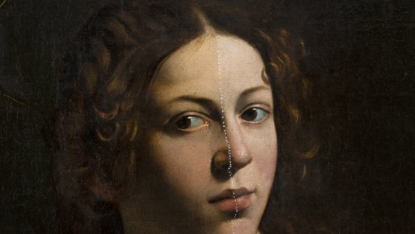 Discovering Caravaggio. Technical study and restoration of Saint Catherine of Alexandria