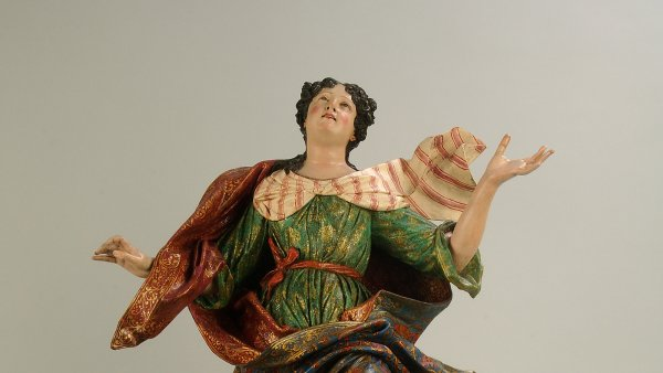 Reality and devotion. 10 works from the Museo Nacional de Escultura in Valladolid