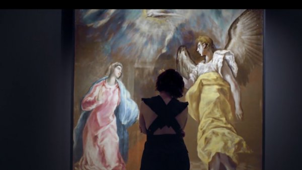 Vídeo de Christie's: How Balenciaga was inspired by the Old Masters