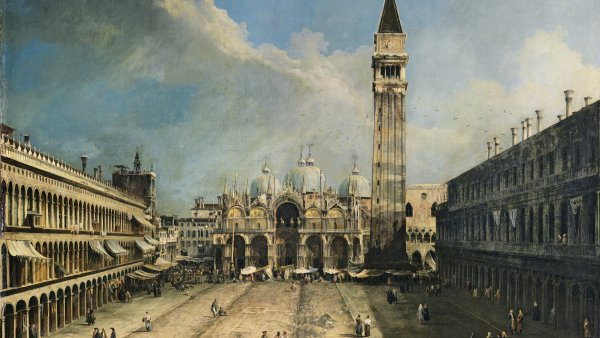 From Canaletto to Kandinsky. Masterworks from the Carmen Thyssen-Bornemisza Collection