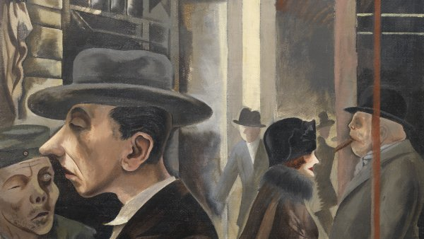 Streets and faces of Berlin in the Thyssen-Bornemisza Collections