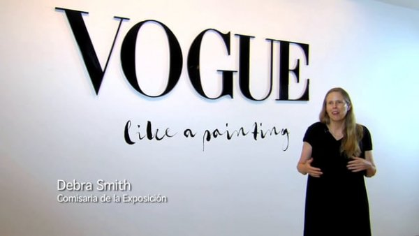 "Vídeo explicativo ""Vogue like a painting"""