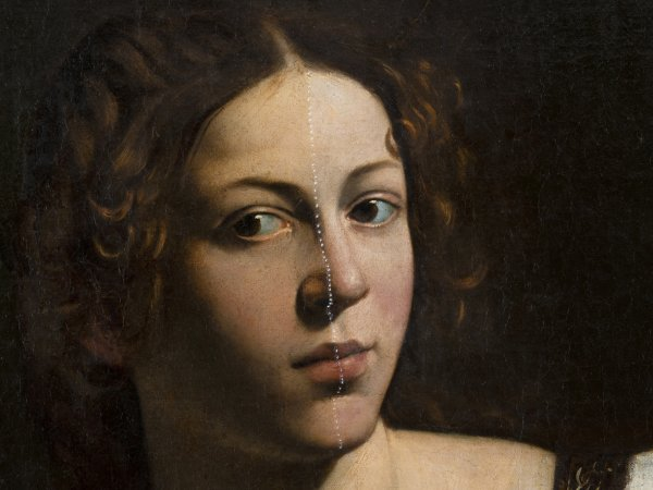 "Discovering Caravaggio. Technical study and restoration of ""Saint Catherine of Alexandria"""