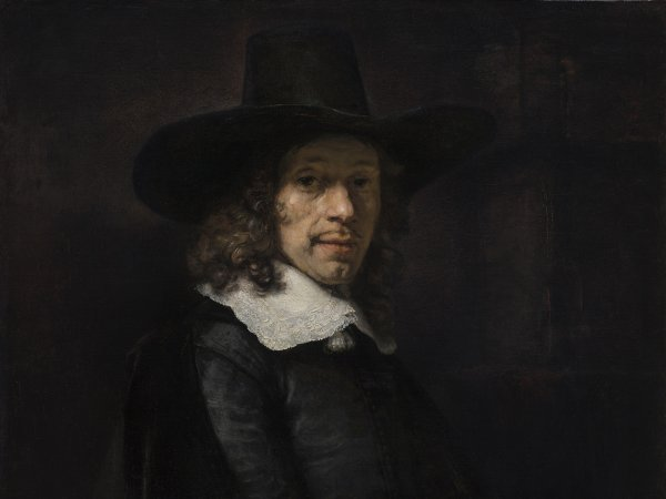 Rembrandt and Amsterdam portraiture
