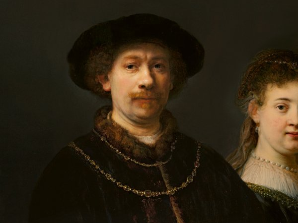 Face to face with the portrait in the age of Rembrandt