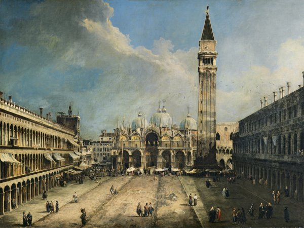 Contribute to the restoration of this Canaletto