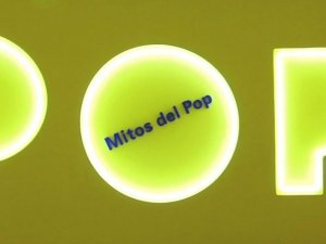 "Vídeo explicativo de la exposición ""mitos del pop"""