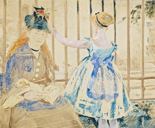 The Impressionists and Photography. Museo Nacional Thyssen-Bornemisza