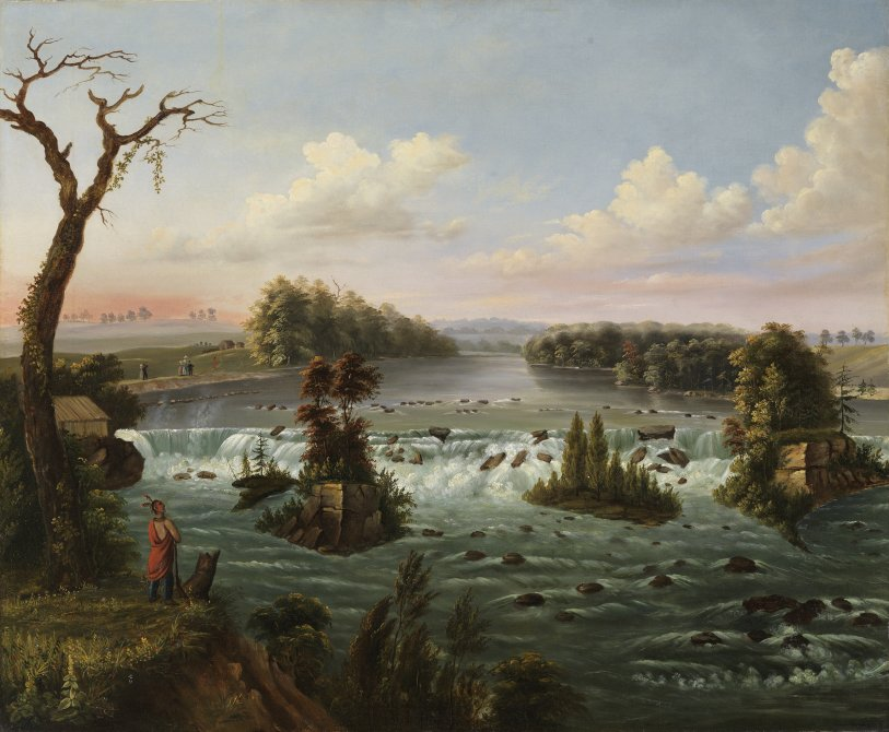 Falls of Saint Anthony, Upper Mississippi