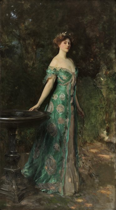 Portrait of Millicent, Duchess of Sutherland
