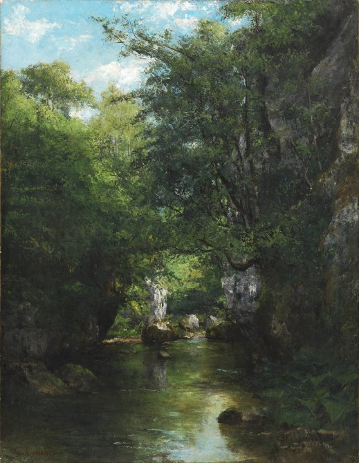 The Water Stream, La Brème
