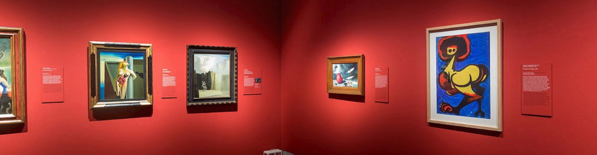 Exposición - Dalí and Surrealism in the ABANCA Art Collection