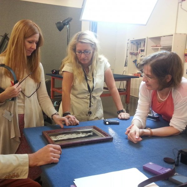 VERONA Project: Technical and Scientific Documentation of Jan van Eyck's Diptych of the Annunciation in the Museum