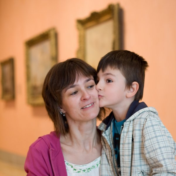 Family Thyssen, family activity in English