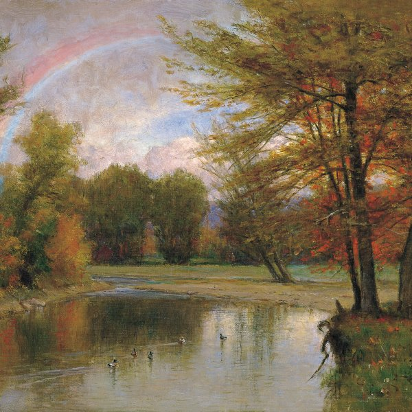 The Rainbow, Autumn, Catskill