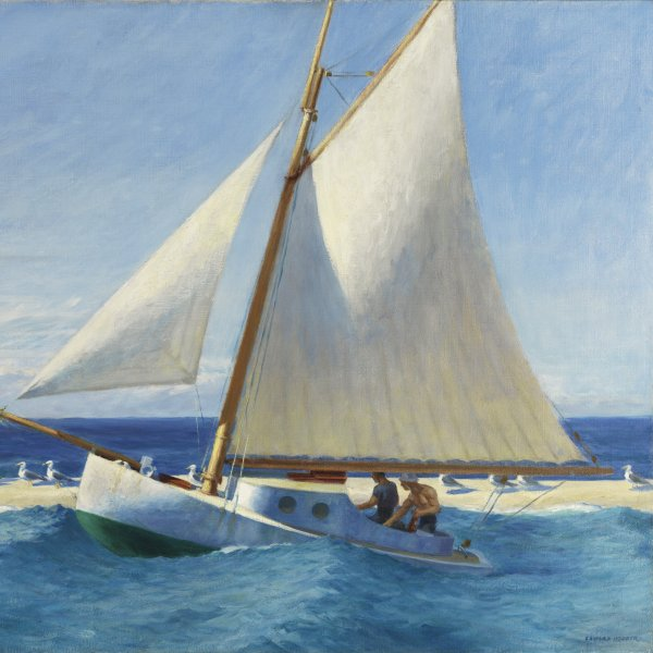 "The ""Martha McKeen"" of Wellfleet"