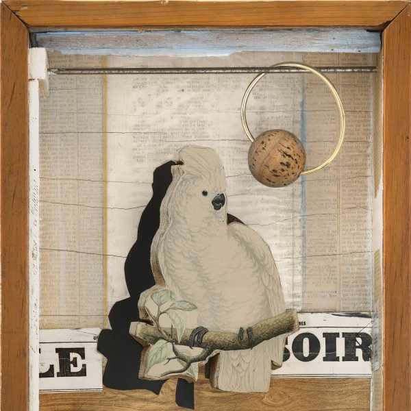 Juan Gris Cockatoo No. 4