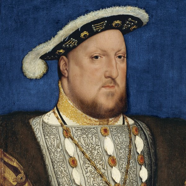 Portrait of Henry VIII of England