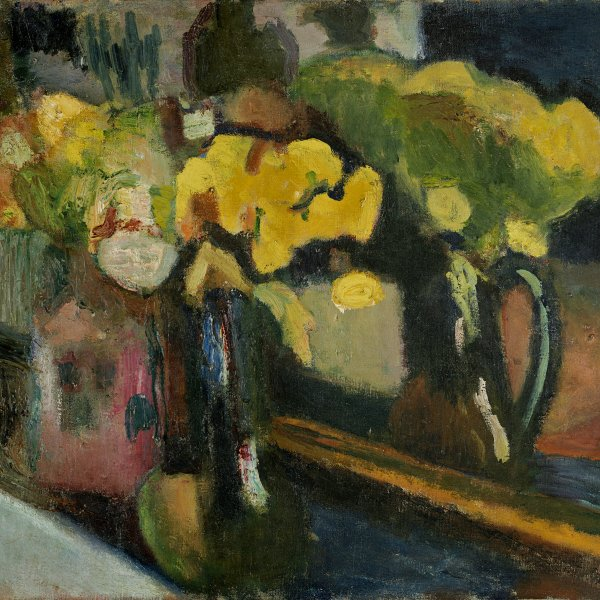 The Yellow Flowers