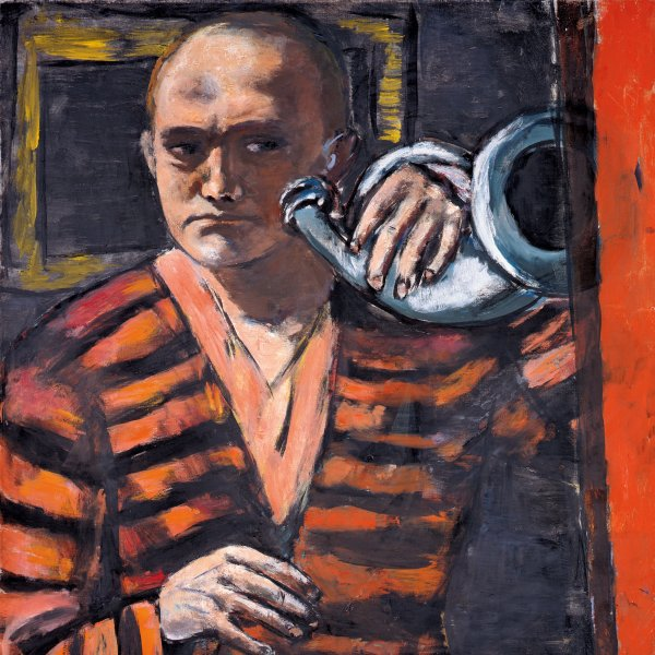 Temporary exhibition focus: Beckmann. Exile figures