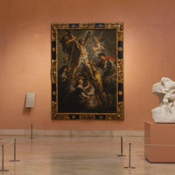 Art Study Day Rubens in Madrid: The Martyrdom of Saint Andrew for the Real Diputación de San Andrés de los Flamencos