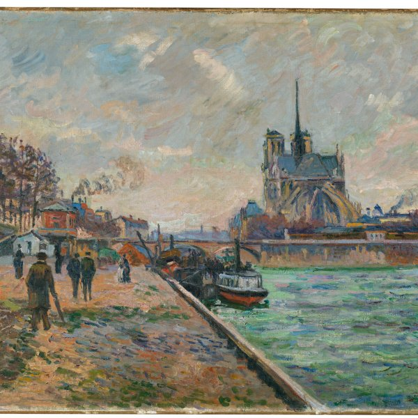 Temporary exhibition focus: The Impressionists and Photography