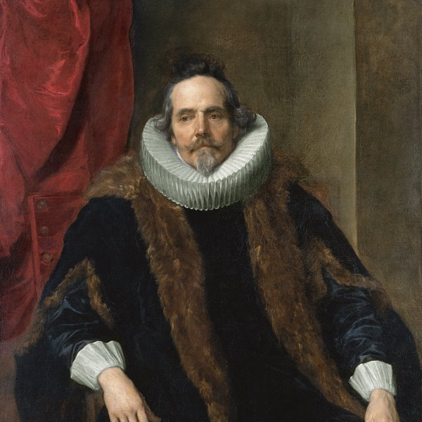 Portrait of Jacques Le Roy