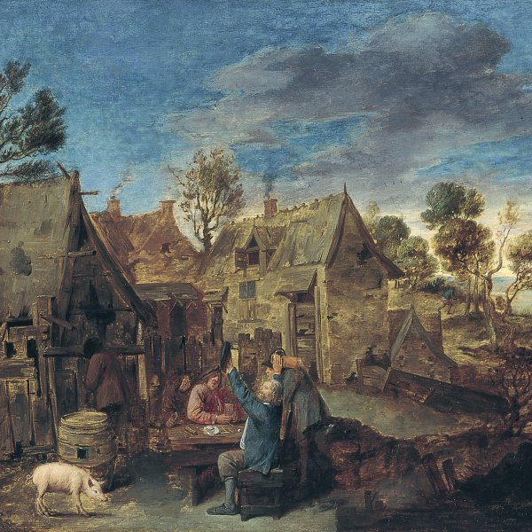 Adriaen Brouwer (attributed to)