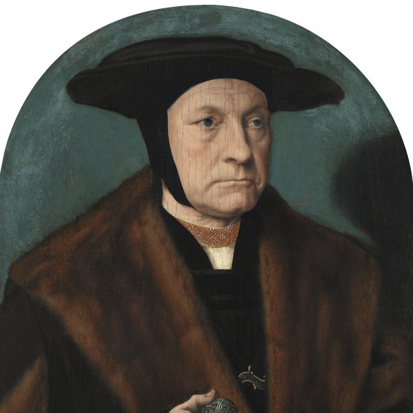 Portrait of a Man from the Weinsberg Family