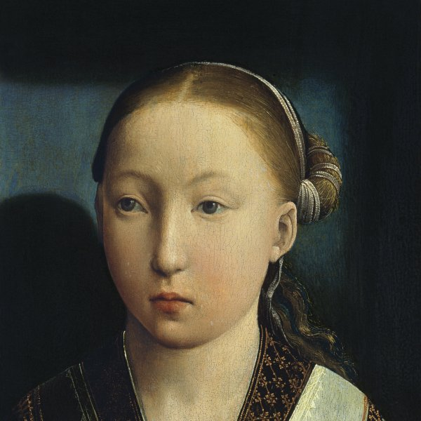 Portrait of an Infanta Catherine of Aragon (?)
