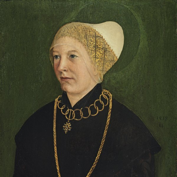 Portrait of a Woman (Anna Fugger?)