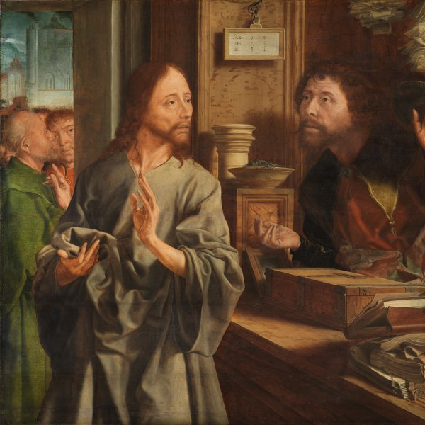 The Calling of Saint Matthew