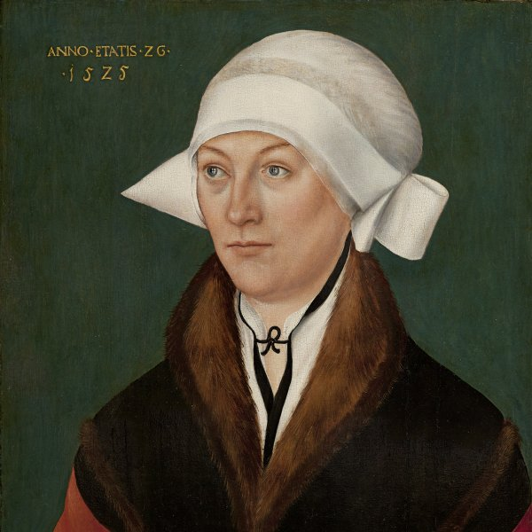 Portrait of a Woman aged Twenty-six