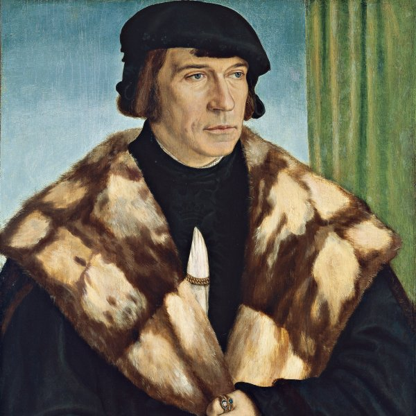 Portrait of Ruprecht Stüpf