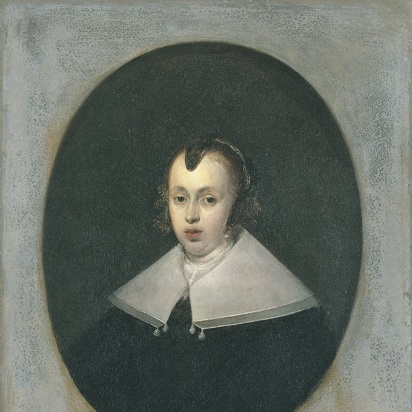Portrait of a Woman aged Thirty