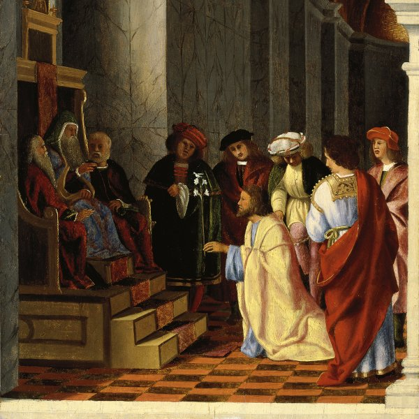 Saint Joseph and the Virgin's Suitors
