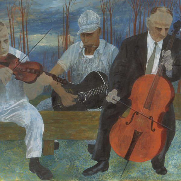 Four Piece Orchestra