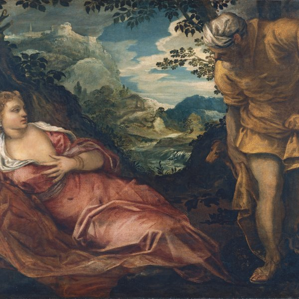 Tintoretto  (Jacopo Robusti)