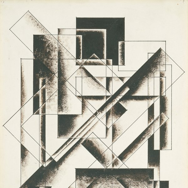 Untitled (Geometrical Drawing)